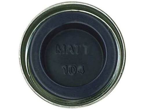 Humbrol Enamel 104 Oxford Blue Matt (AA1153)
