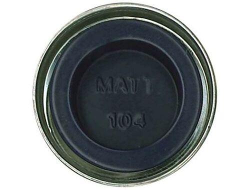 Humbrol Enamel 104 Oxford Blue Matt (AA1153)