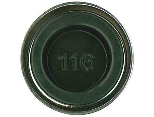 Humbrol Enamel 116 US Dark Green Matt (AA1287)