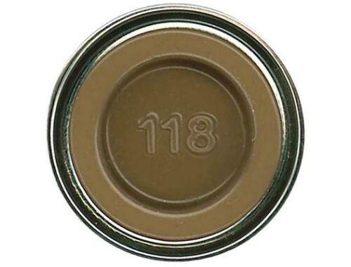Humbrol Enamel 118 US Light Brown Matt (AA1300)