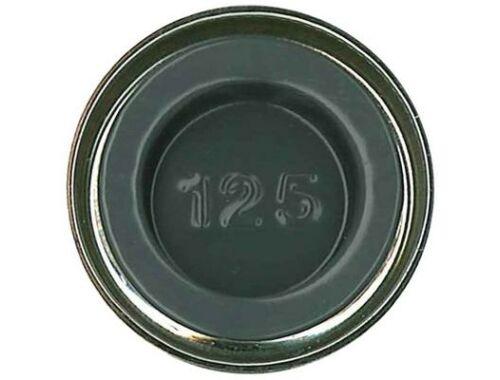 Humbrol Enamel 125 US Dark Gray Félfényes (AA1376)