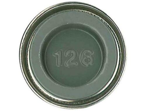 Humbrol Enamel 126 US-Medium Gray Félfényes (AA1393)
