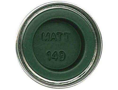 Humbrol Enamel 149 Dark Green Matt (AA1612)