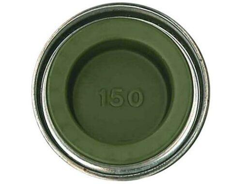 Humbrol Enamel 150 Forest Green Matt (AA1626)