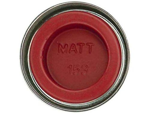 Humbrol Enamel 153 Signal Red Matt (AA1660)
