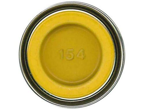 Humbrol Enamel 154 Signal Yellow Matt (AA1674)