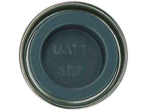 Humbrol Enamel 157 Azur Blue Matt (AA0157)