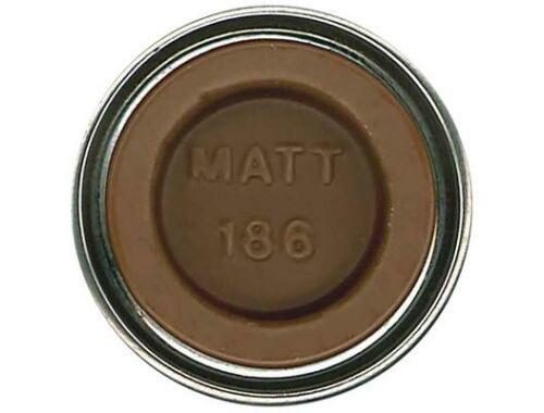 Humbrol Enamel 186 BrownMatt (AA6224)