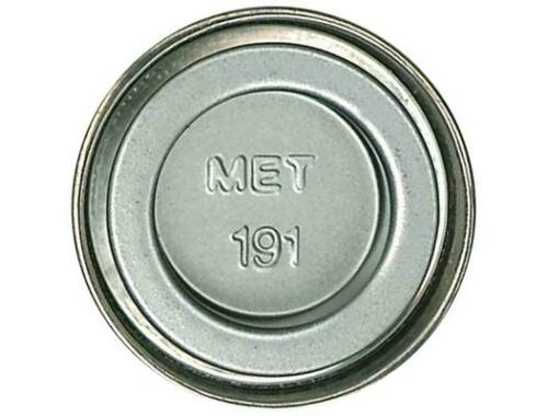 Humbrol Enamel 191 Chrome Silver Metal (AA6272)