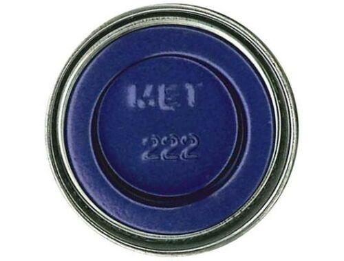 Humbrol Enamel 222 Night Blue Metal (AA7222)