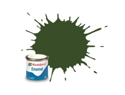 Humbrol Enamel RLM 71 Dark Green Matt (AA2242)