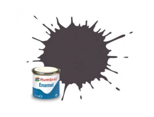 Humbrol Enamel RLM 81 Dark Brown Matt (AA2251)