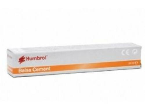 Humbrol cement for balsa 24 ml (AE0603)