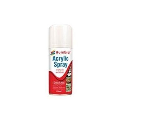 Humbrol Spray 049 Varnish Matt (AD6049)