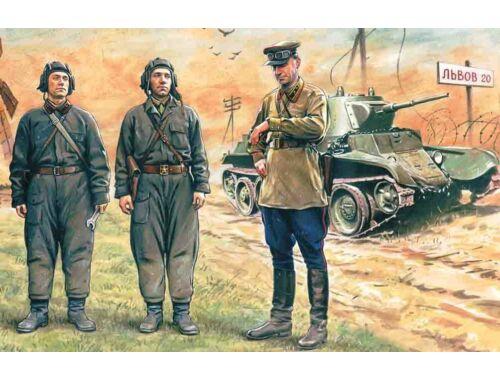 ICM Russian tank occupation 1939-1941 1:35 (35181)