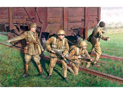 ICM British infantry 1917/17 1:35 (35301)