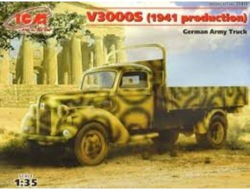 ICM V3000S 1941 Production 1:35 (35411)