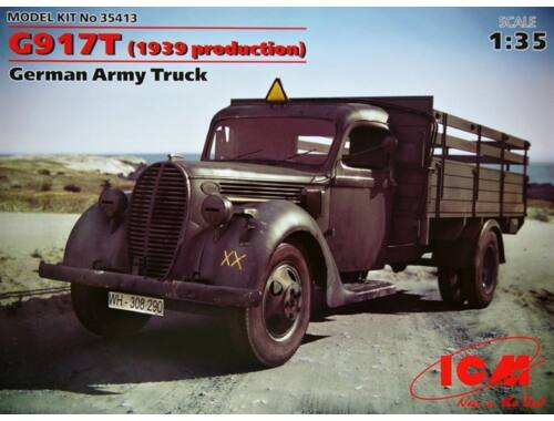 ICM G917T 1939 Production 1:35 (35413)