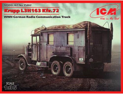 ICM Krupp L3H163 Kft 1:35 (35462)