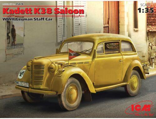 ICM Kadett K38 Saloon 1:35 (35478)
