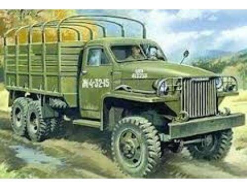 ICM Studebaker US6 WWII Army Truck 1:35 (35511)