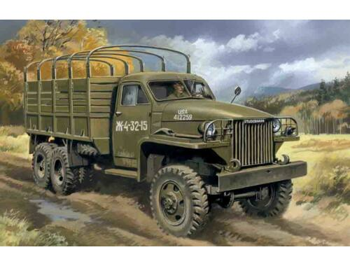 ICM Studebaker US6 WWII Army Truck 1:35 (35511)