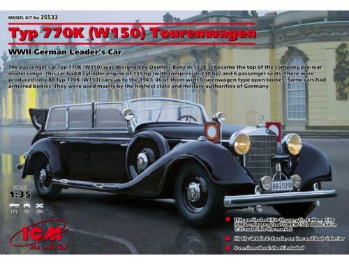 ICM Type 770K (W150) Touring Car 1:35 (35533)