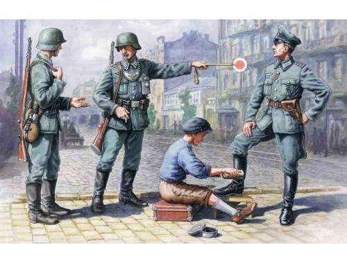 ICM German Patrol 1939-41 1:35 (35561)