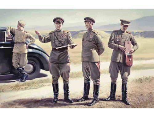 ICM Soviet Staff Personnel (1943-1945) 1:35 (35612)