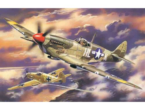 ICM Supermarine Spitfire Mk. VIII 1:48 (48065)