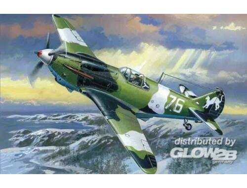 ICM LaGG-3 Series 1-4 WWII 1:48 (48091)