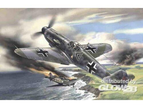 ICM Messerschmitt Bf 109F-2 WWII 1:48 (48102)