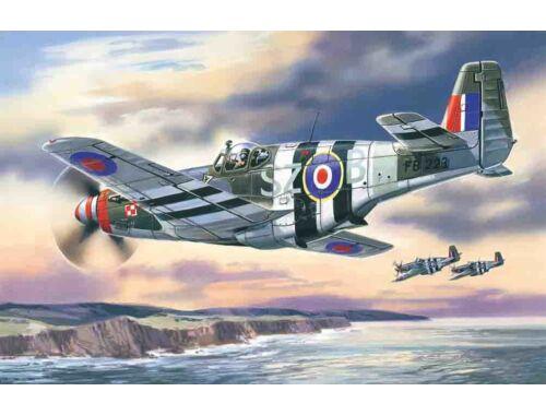 ICM Mustang Mk.III RAF Fighter 1:48 (48123)