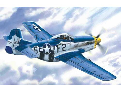 ICM Mustang P-51D-15 WWII American fighter 1:48 (48151)