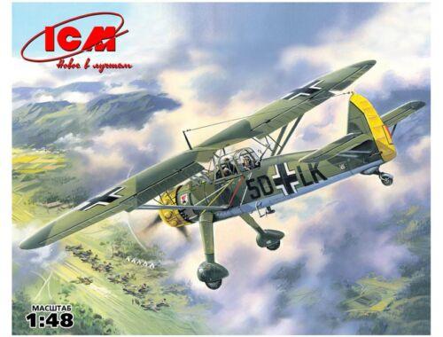 ICM Henschel Hs 126A WWII 1:48 (48211)