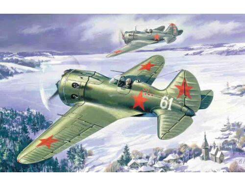 ICM Polikarpov I-16 type 24 1:72 (72071)