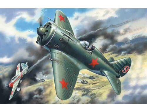 ICM Polikarpov I-16 Type 18 1:72 (72072)