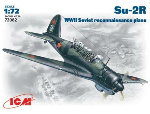 ICM Soviet Su-2R 1:72 (72082)