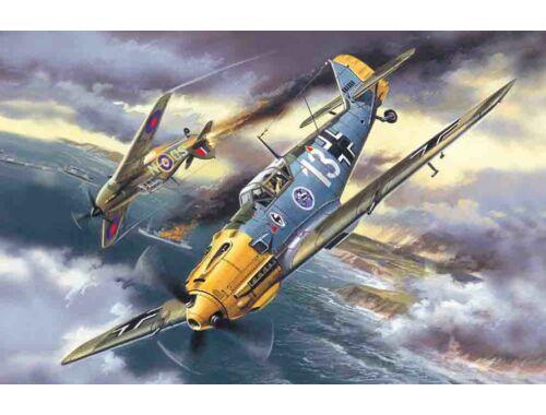 ICM Messerschmitt Bf 109 E-3 1:72 (72131)