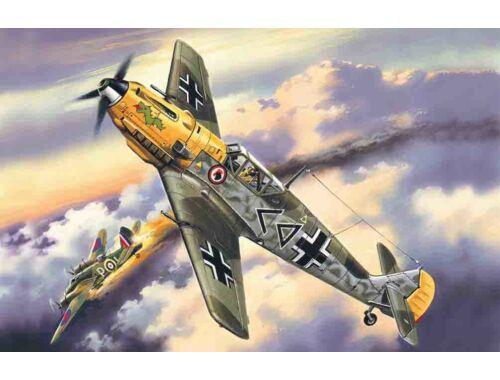 ICM Messerschmitt Bf 109 E-4 1:72 (72132)