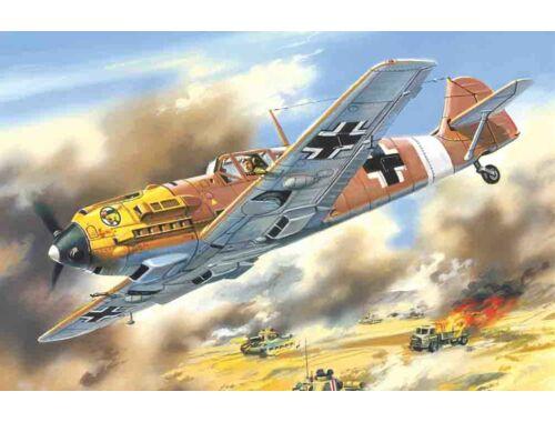 ICM Messerschmitt BF 109E-7 / Trop WWII 1:72 (72133)
