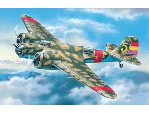 ICM Spanish bomber SB 2M-99 1:72 (72161)