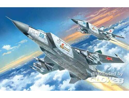 ICM MiG-25 PD - will not appear - 1:72 (72171)