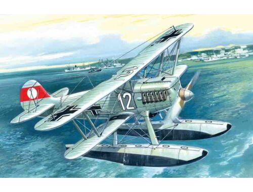 ICM Heinkel He 51B-2 German Fighter Seaplane 1:72 (72192)