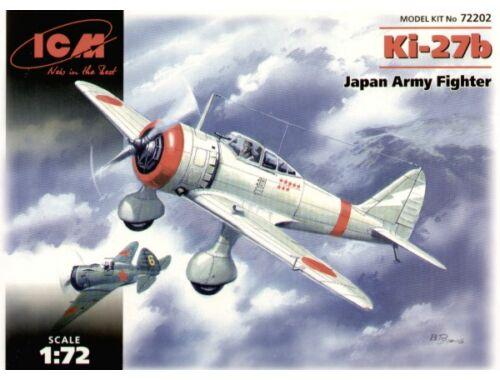 ICM Ki-27b 1:72 (72202)