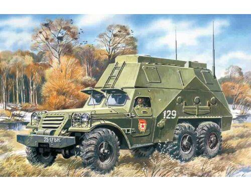 ICM Russian command post BTR-152S 1:72 (72511)