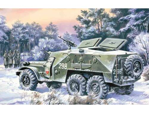 ICM Armored squad carrier BTR-152 K 1:72 (72521)