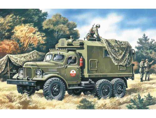 ICM Zil-157 Commandos 1:72 (72551)