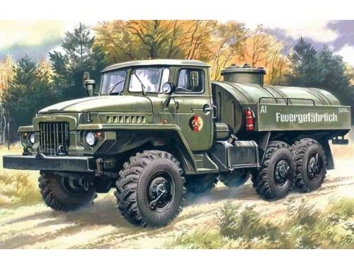 ICM ATZ-5-375 tanker trucks 1:72 (72713)