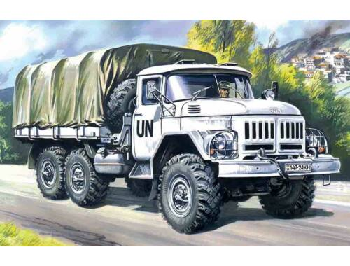 ICM ZIL-131 Military truck 1:72 (72811)